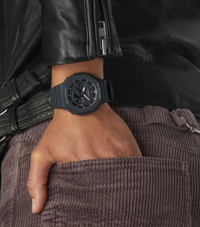 G-Shock GMA-S2100-1A Wrist Shot