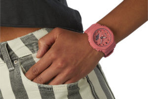 Where to buy the pink G-Shock GMAS2100-4A2