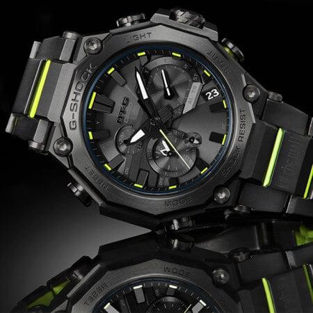 Sankuanz x G-Shock MTG-B2000SKZ-1A Angle
