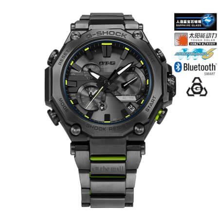 Sankuanz x G-Shock MTG-B2000SKZ-1A