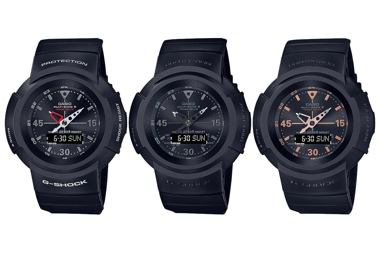 G-Shock AWG-M520 Origin Analog-Digital with Solar & MB6 – G-Central G-Shock Watch Fan Blog