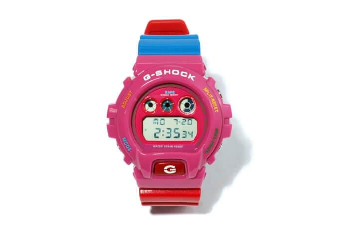 A Bathing Ape (BAPE) x Kid Cudi x G-Shock DW-6900