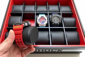 G-Shock Spain collector's case giveaway
