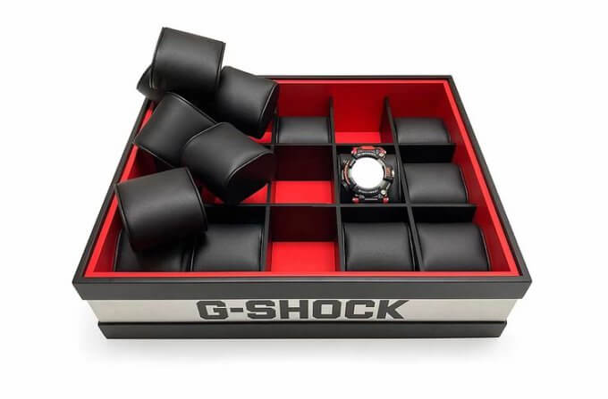 G-Shock Spain collector's case giveaway limited to 45