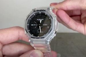 GA-2100SKE-7A Video
