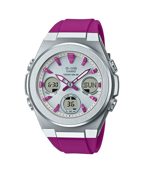 Baby-G G-MS MSG-S600-4A