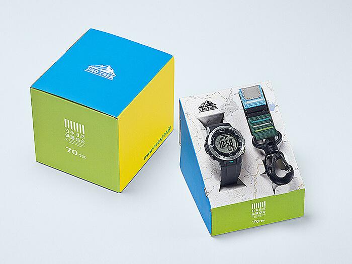 Nature Conservation Society of Japan x Pro Trek PRW-30NJ-1JR – G-Central G-Shock Watch Fan Blog