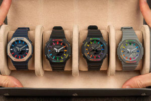 "IFL Watches and The Dial Artist ""CasiOak Collection"""