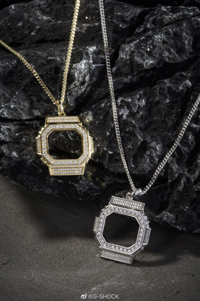 G-Shock Origin Necklace in China
