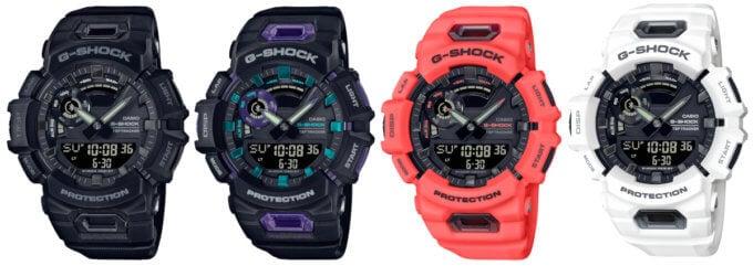 G-Shock G-SQUAD GBA-900