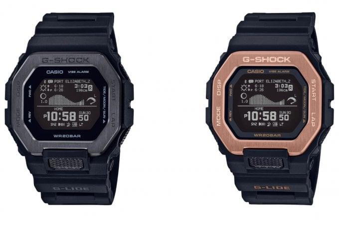 G-Shock G-LIDE GBX-100NS GBX-100NS-4 GBX-100NS-1