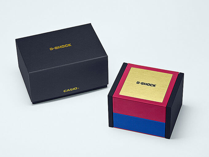 G-SHOCK GMW-B5000TR-9 BOX CASE