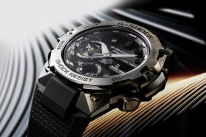 G-Shock GST-B400 is the slimmest G-STEEL watch