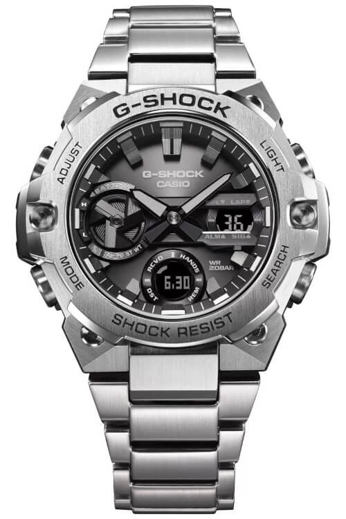 G-Shock G-STEEL GST-B400D-1A