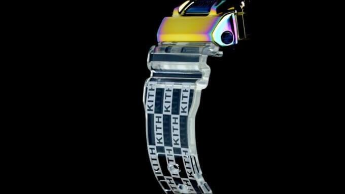 KITH x G-Shock GM-6900 2021 Translucent Band