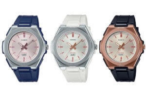 Casio LWA-300H: Sporty, Elegant, and Very Affordable