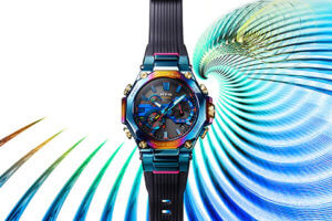 G-SHOCK MTG-B2000PH-2A Blue Phoenix