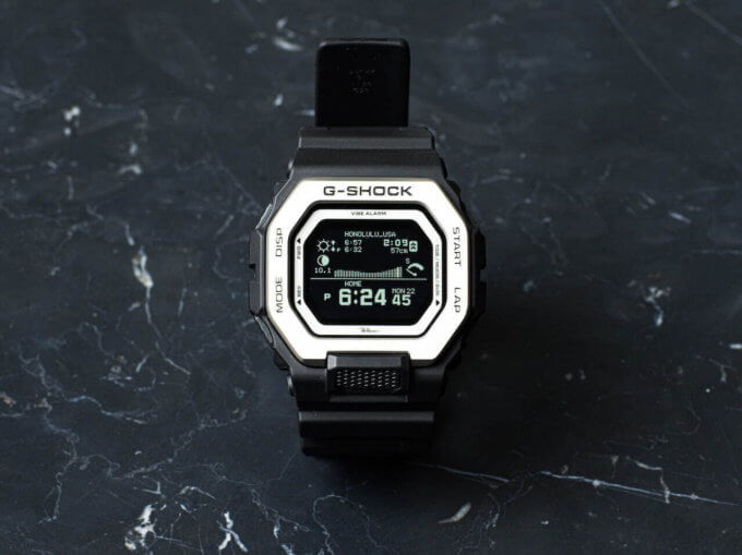Ron Herman x G-Shock GBX-100 Collaboration for 2021