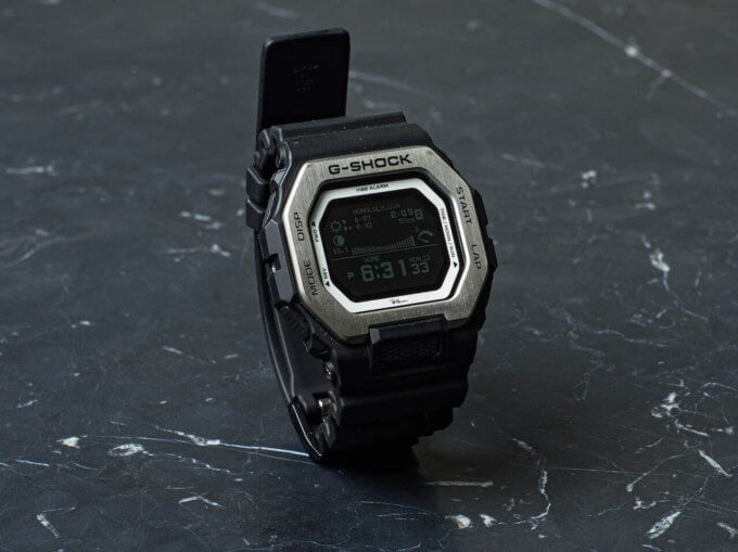 Ron Herman x G-Shock GBX-100 Collaboration for 2021 Angle