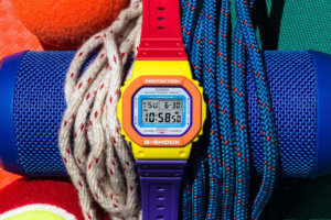 G-Shock Tricolor Rainbow Models