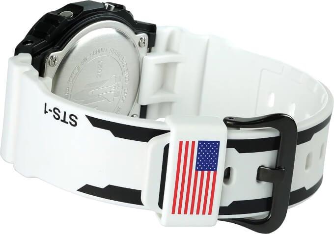 NASA x G-Shock DW5600NASA21-1 Band Keeper