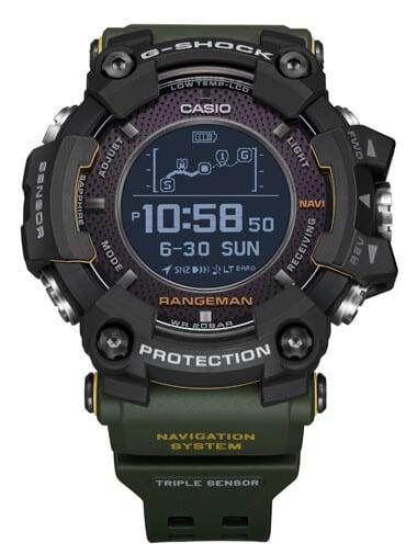 G-Shock Rangeman GPR-B1000-1JR discontinued