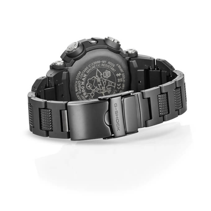 G-Shock Frogman GWF-A1000C-1A Clasp