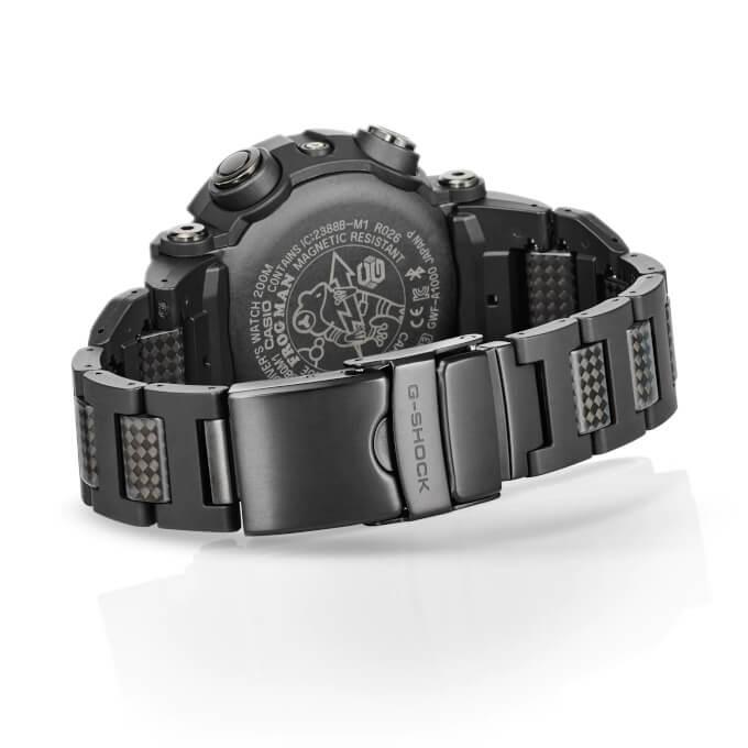 G-Shock Frogman GWF-A1000XC-1A Clasp