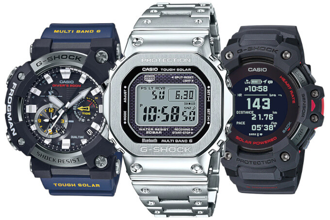 The 20 Best G-Shock Watches by G-Central