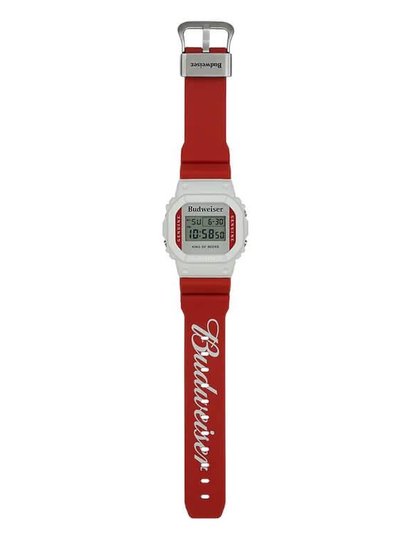 Budweiser x G-Shock DW5600BUD20 Band