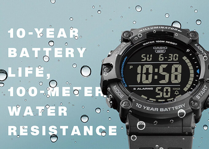 G-what? The AE-1500WH is hugely popular and possibly Casio's biggest winner in 2021