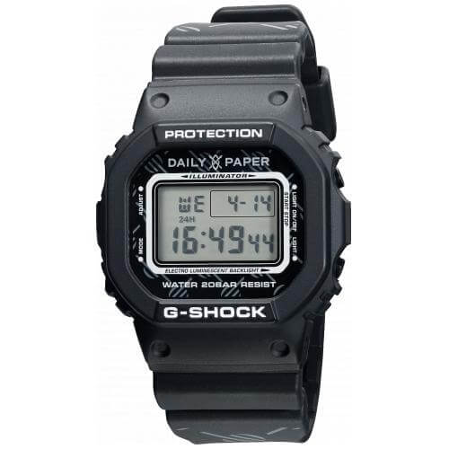 Daily Paper x G-Shock DW-5600DAILY21-1ER