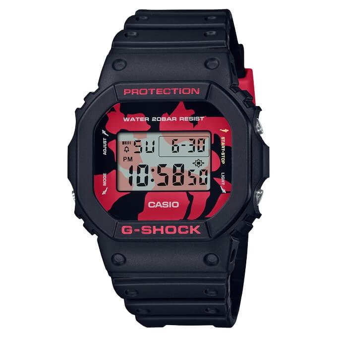 G-Shock DW-5600JK-1