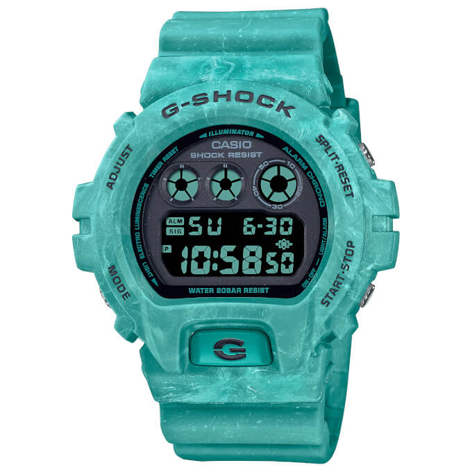 G-Shock DW-6900WS-2