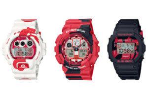 G-Shock Nishikigoi Koi Series is based on Japanese koi fish