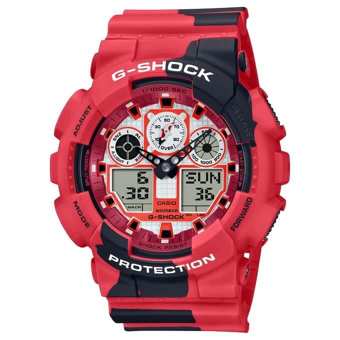 G-Shock GA-100JK-4A