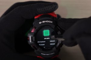 Gsyoku looks at the G-Shock GSW-H1000 (with CPU information)