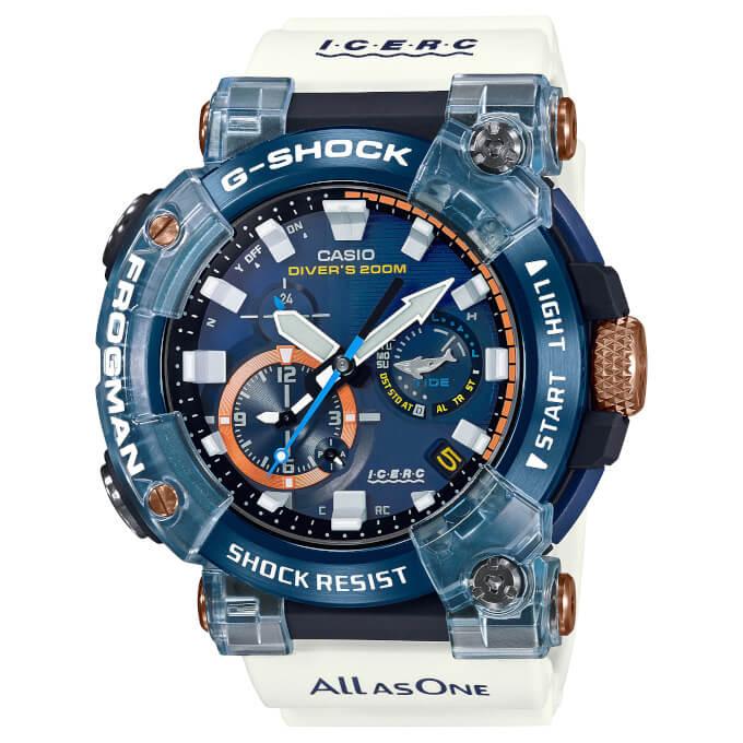 G-Shock GWF-A1000K-2A Frogman ICERC 30th Anniversary