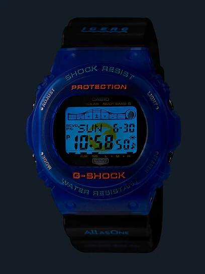 GWX-5700K-2JR EL BACKLIGHT
