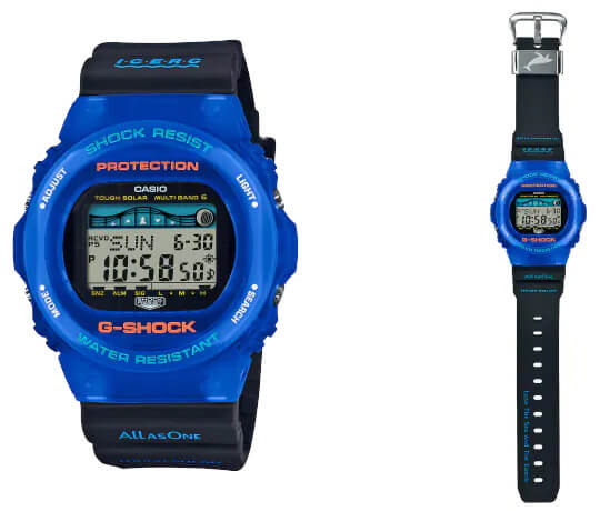 G-Shock G-LIDE GWX-5700K-2JR ICERC LOVE THE SEA AND THE EARTH 2021