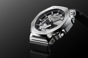"""G-Shock GM-2100 Metal-Covered Stainless Steel """"CasiOak"""" is reportedly planned for August release"""