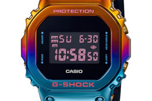 G-Shock GM5600SN-1 U.S. Release (GM-5600SN-1ER for Europe, GM-110SN-2A and GM-5600SN-1 for Asia)