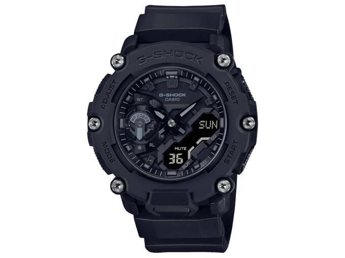 G-Shock GA-2200BB-1A
