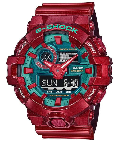 G-Shock GA-700DBR-4A