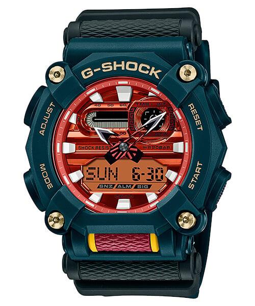 G-Shock GA-900DBR-3A