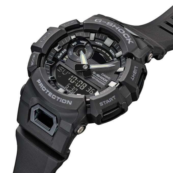 G-Shock GBA-900 Affordable Step Counting Fitness Watch with Bluetooth