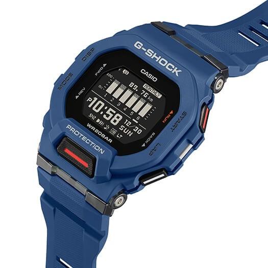 G-Shock G-SQUAD GBD-200-2 Angle