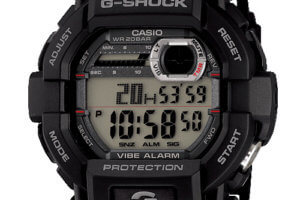G-Shock GD-350 with vibration alert discontinued