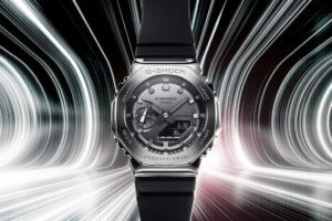 Metal-covered G-Shock GM-2100 is not a Carbon Core Guard