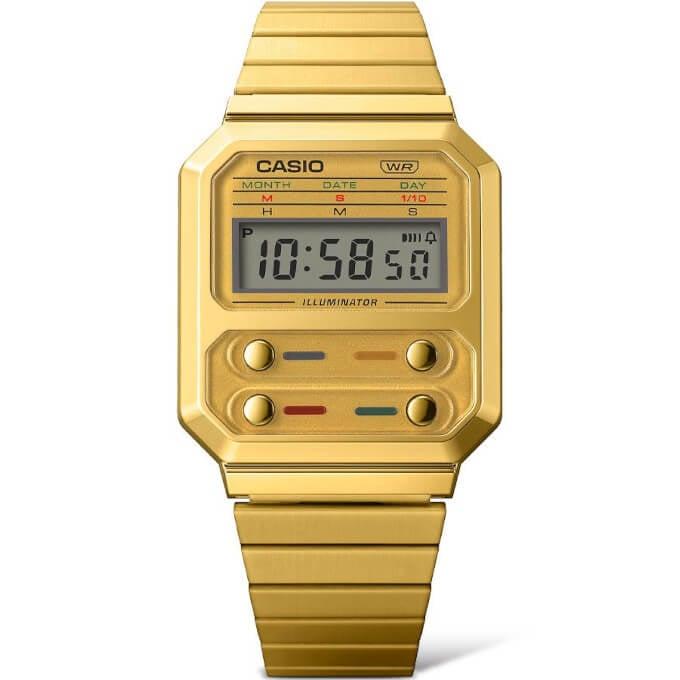 Casio A100WEG-9A